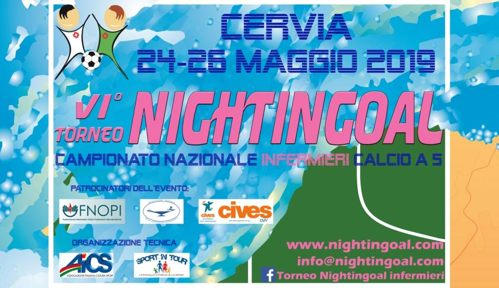 Nightingoal Cervia 2019